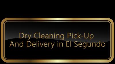 Pick up and delivery El Segundo